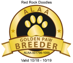 ALAA Golden Paw Breeder